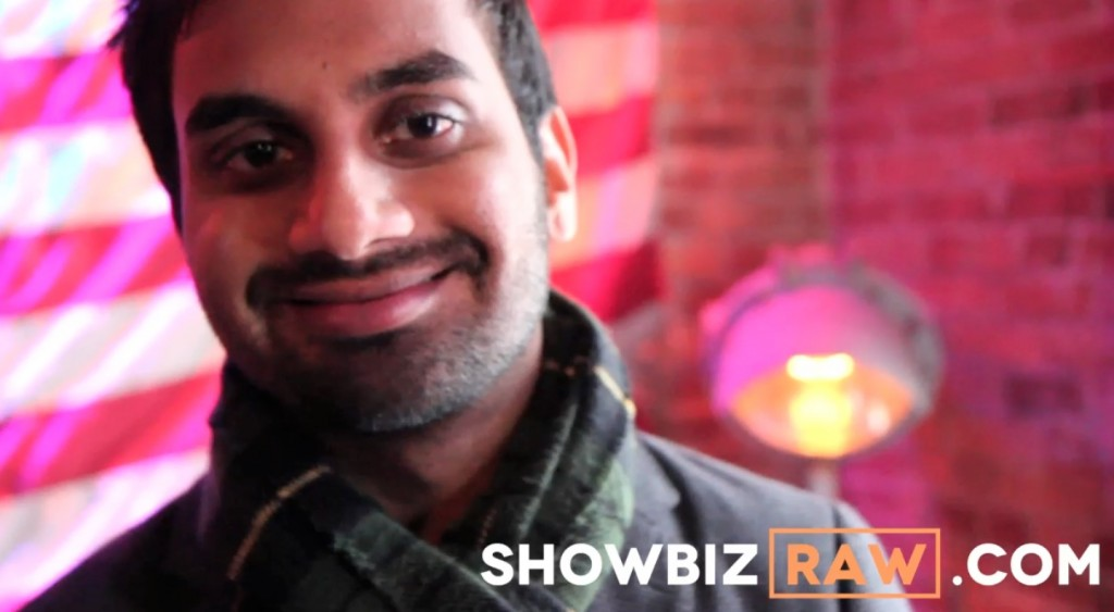 Aziz Ansari talks Sundance, Stand-up Comedy, and Marriage