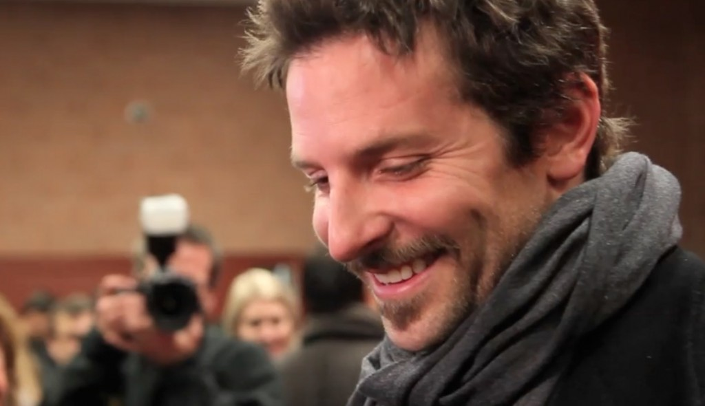 Bradley Cooper talks about The Words at Sundance