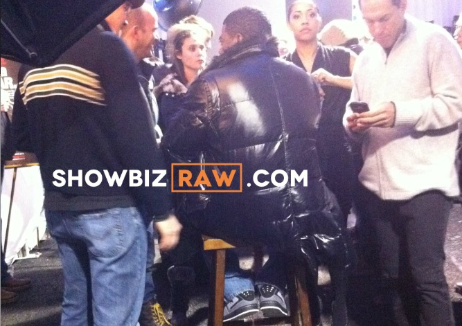 "Exclusive video: Tracy Morgan showing signs of sickness says, ""this is crazy."""