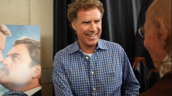 Will Ferrell &#038; Zach Galifianakis sign the Constitution in Philadelphia