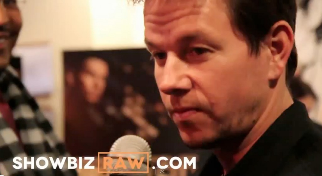 Mark Wahlberg switched to the iPhone 5 to FaceTime with his wife