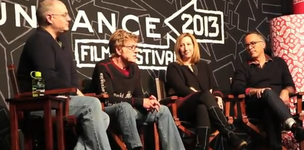 Robert Redford talks about economic benefits of Sundance Film Festival