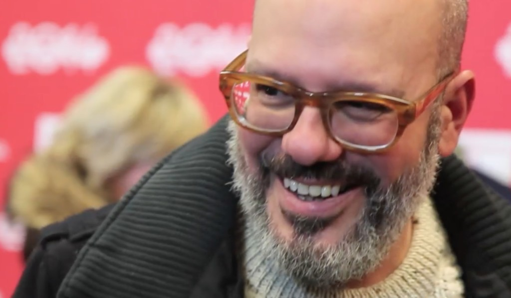 David Cross says he is Deleting his Facebook at the Sundance Film Festival Premiere of Hits