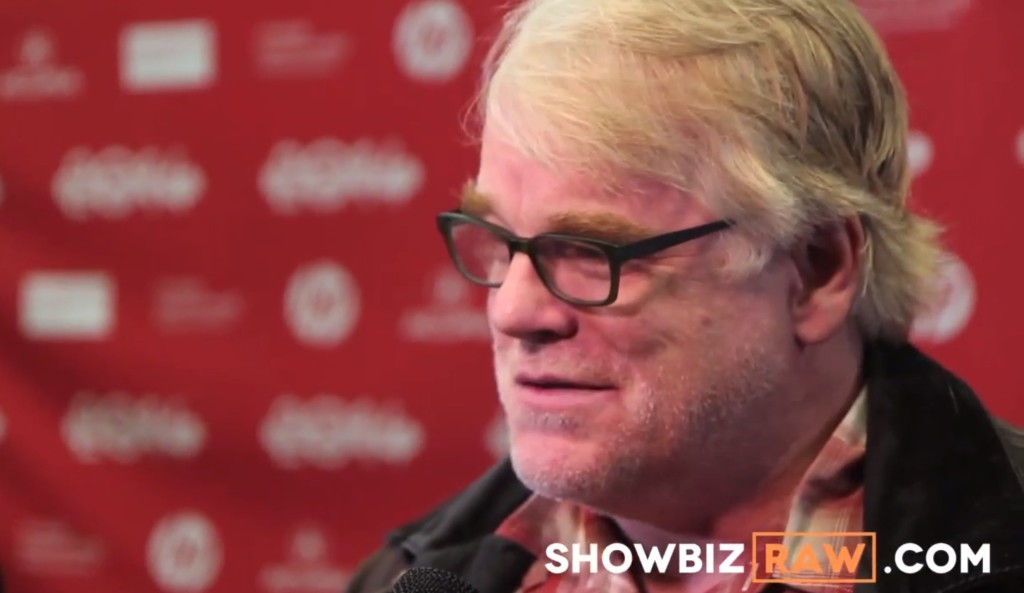 Philip Seymour Hoffman's Final Red Carpet Interviews at Sundance Film Festival